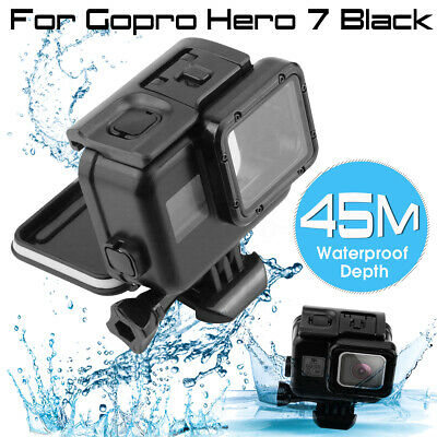 For Gopro Hero 7 6 5 147ft Diving Waterproof Housing Case Cover Protective Shell