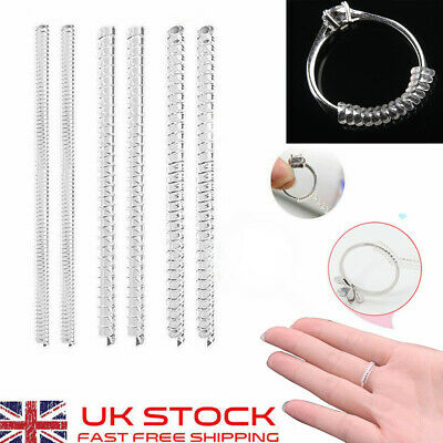 Engagement / Wedding Ring Size Adjuster Resizer Resize Snuggies - 10cm -Easy fit