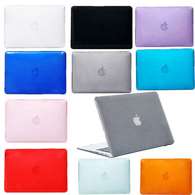 For Macbook Laptop Air Pro Retina 11 13 15 12 Inch Hard Case Cover Shell Slim