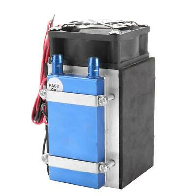 12V 280W 4-Chip Thermoelectric Semiconductor Cooler Air Cooling Device