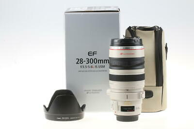 CANON EF 28-300mm f/3,5-5,6 L IS USM - SNr: 118004