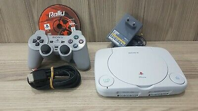 Sony Playstation Ps1 One  Versione Pal + Gioco Rally