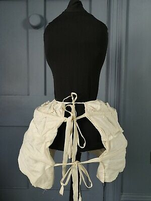 Rare 19th Century Replica 18th Century Panniers - Antique Costume / Fancy Dress