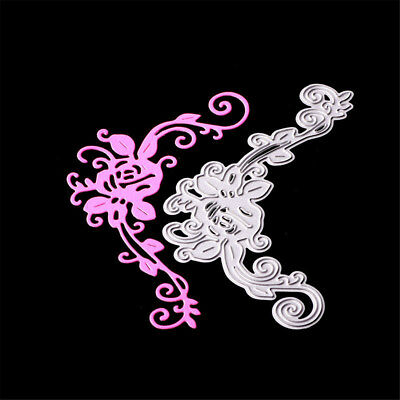 Lace Flowers Metal Cutting Dies for DIY Scrapbooking Album Paper Card Craft.,