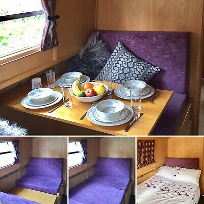 7 Days (6 Nights) Narrowboat Holiday Hire October, Canal, Boat, Trent & Mersey