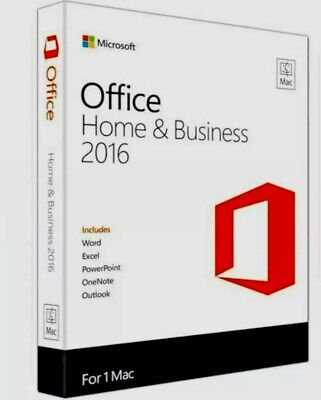 Microsoft Office 365 Subscription 2016/2019 Key for Mac & Pc
