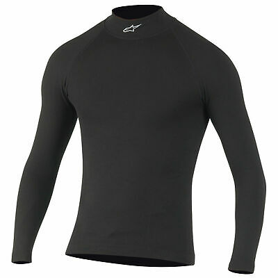 Alpinestars Winter Tech Motorcycle Motorbike Performance Top Base Layer SALE M L