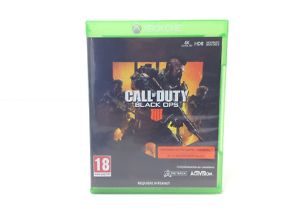 Juego Xbox One Call Of Duty Black Ops 4 4720850