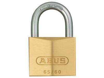 Abus Mechanical ABU6560 65/60mm Candado de Latón