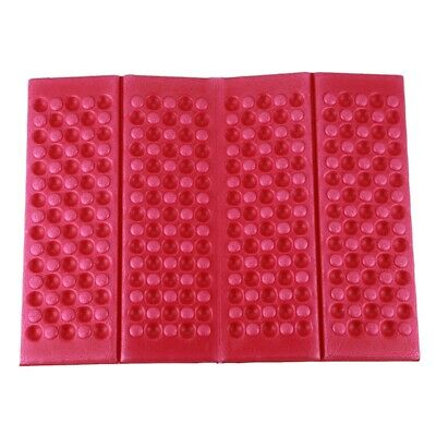 1x Seat Cushion Foldable lightweight Thermo Insulated Seat Mat Waterproof In 1W4