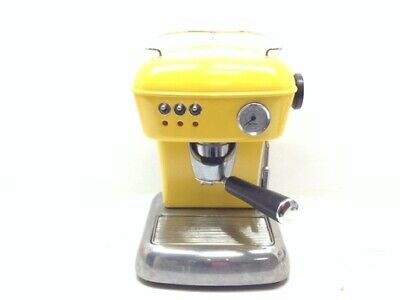 Cafetera Espresso Ascaso Dream Ff. Yellow Industrial 4721639