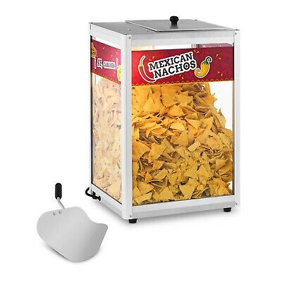 Counter Top Nacho Warmer Cabinet Retro Cinema Cheese Nacho Machine With Scoop