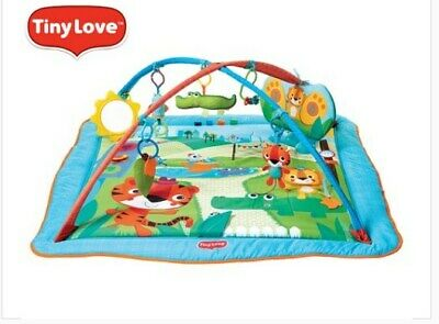 Baby Play Mat Bunny Night Playgym Acitivity Gym 67x60x48cm Gift for Babies K008