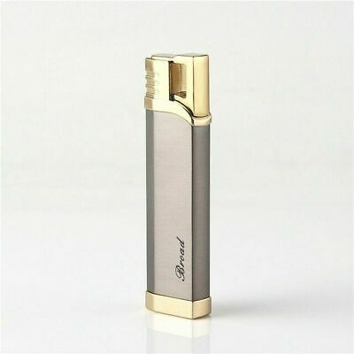 Refillable jet lighter Windproof Cigar Flame Classic Styling