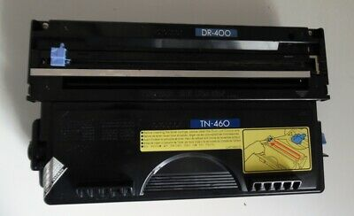 GENUINE BROTHER TN460 Toner, DR400 Drum Combined Unit Intellifax 4100 4100e 4750