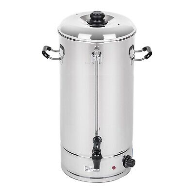 Commercial Catering 20L 119 Cups Hot Water Tea Dispenser Filter Coffee Urn 2500W