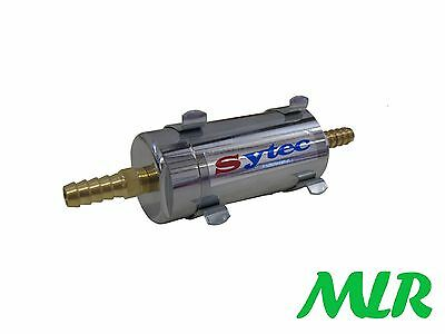 Fse Sytec Alliage Sport Motorisé Mini Balle Filtre Carburant Injection &