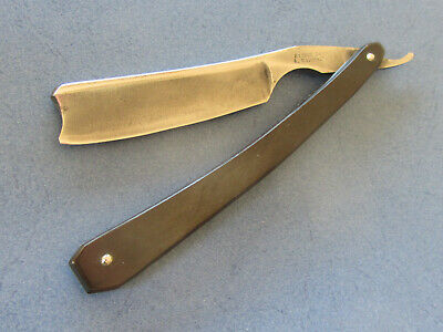 Old Straight Razor - Coupe Choux Wedge 1900 - 6/8  - Bechon Douris - Shave Ready