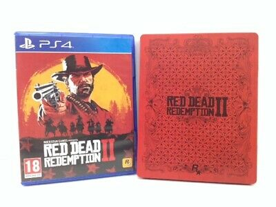 Juego Ps4 Red Dead Redemption 2 Ps4 4723330