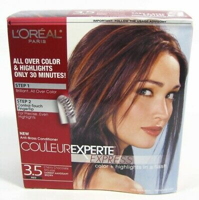 Light Copper Brown Hair Color Loreal