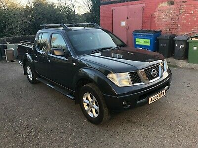 Nissan Navara DCI 2006, Clean Pickup very clean inside & out but DOES NOT START