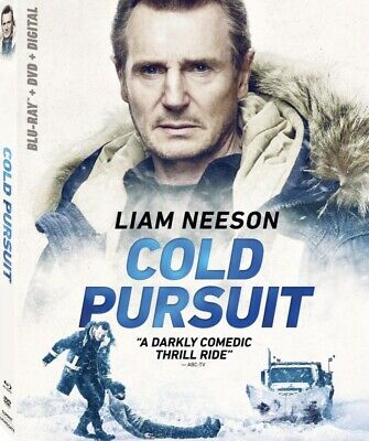 Cold Pursuit (2019) - Blu Ray Disc Only
