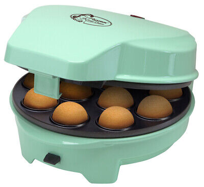 Bestron ASW238 cupcake/donut maker 12 cakes Turquoise 700 W 3-in-1 Cakemaker