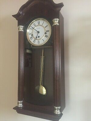 westminster chime wall clock