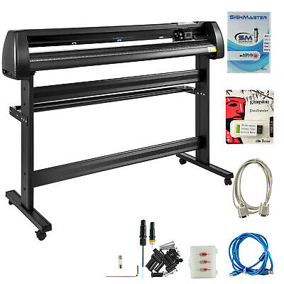 "Vinyl Cutter Plotter Cutting 53"" Sign Making Business Drawing Tools 3 Blades"