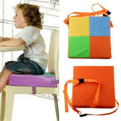 Oxford Baby Booster Seat Cushion Cover Increase High Chair Pad Seats Waterproof