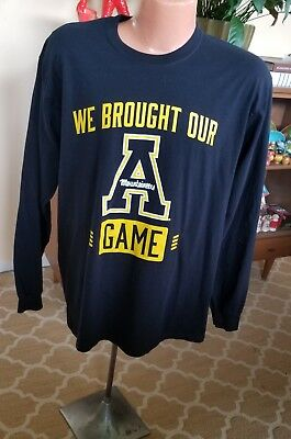 466024f4f988 NCAA West Virginia Mountaineers Long Sleeve Men's Graphic T-shirt Size L