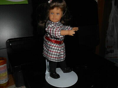 """American Girl Doll Samantha  7"""" Doll To Go With The Large Samatha. Very Nice ."""