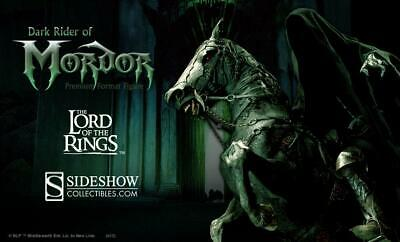 Dark Rider of Mordor weta sideshow lord of the rings the hobbit LOTR Statue