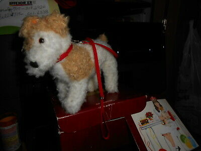 American Girl Playful Pup To Go With The Large Samatha. Very Nice Mint .In Box.