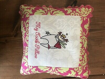 Scented Tooth Fairy Pillow Girls