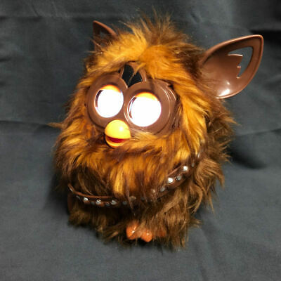 ✨ Star Wars The Force Awakens FURBACCA The Furby With A Twist Of Wookiee! ✨