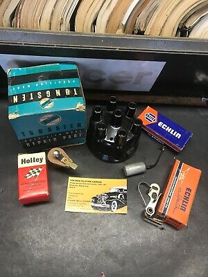 1953,1954,1955,1956,1957,1958 Chevrolet Ignition Distributor Tune up Kit