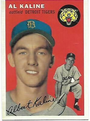 2019 Topps Series 1 Al Kaline ICONIC CARD REPRINT Card # ICR-7 Detroit Tigers