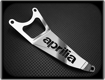 Exhaust Hanger for APRILIA RS125 - 2006 to 2010 - RS 125 - Polished Bracket