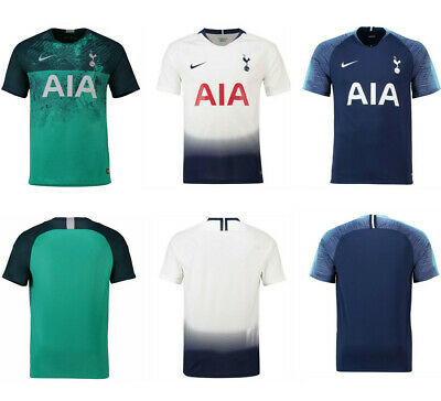 Tottenham Hotspur 18/19 Third Shirt - Famous Spurs Kit Football Jersey