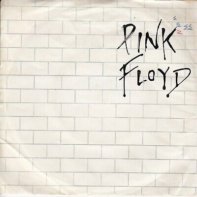 """PINK FLOYD - ANOTHER BRICK IN THE WALL PART II 7"""" 45rpm Vinyl Record"""