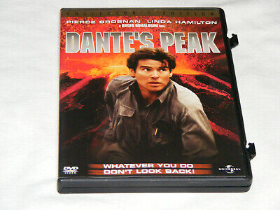 Dantes Peak (DVD) ~ COLLECTOR'S EDITION ~ LIKE NEW CASE & DVD ~ SHIPS FREE ~