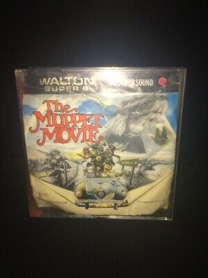 "Muppet Movie Super 8mm 8"" Reel Film"