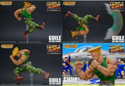 Storm Collectibles Street Fighter Guile 1:12 Scale Figure Pre Order