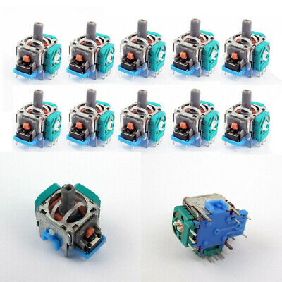 CA For XBox PS4 Analog Stick Joystick Replacement Parts Dualshock Controller
