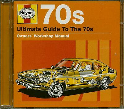 Various - Haynes - Ultimate Guide To The 70s (2-CD) - Soul