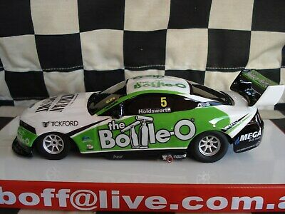 Scalextric - Lee Holdsworth - Ford MUSTANG - V8 SUPERCAR - custom built