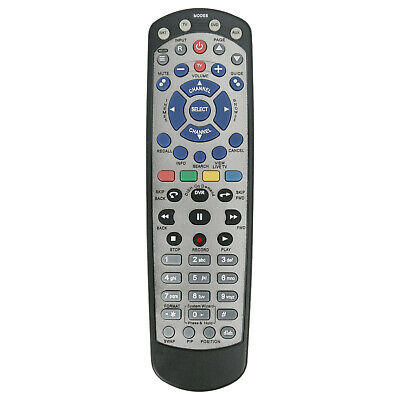 Universal Replaced IR Learning Remote for DISH 20.1 Network Satellite Receiver