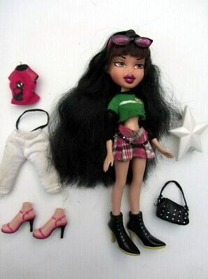 MGA & Co BRATZ DOLL -  Funk Out JADE with Accessories (2004)