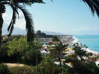 Seaside property real estate in Italy for sale. 2 bed apartment beach center #C6